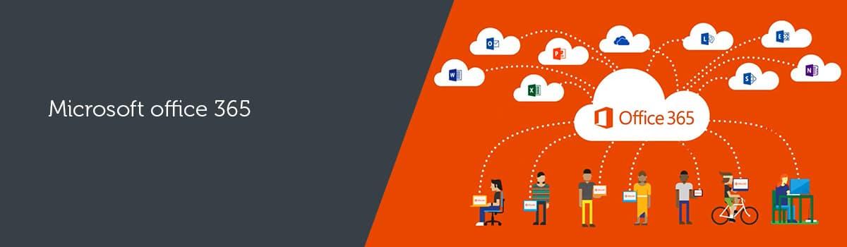 Microsoft Office 365 Banner